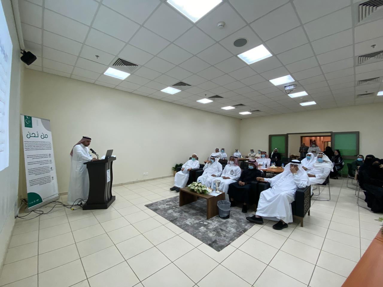 جمعية شفاء تقيم الاجتماع السنوي لأعضاء الجمعية العمومية عن عامي 2018 – 2019