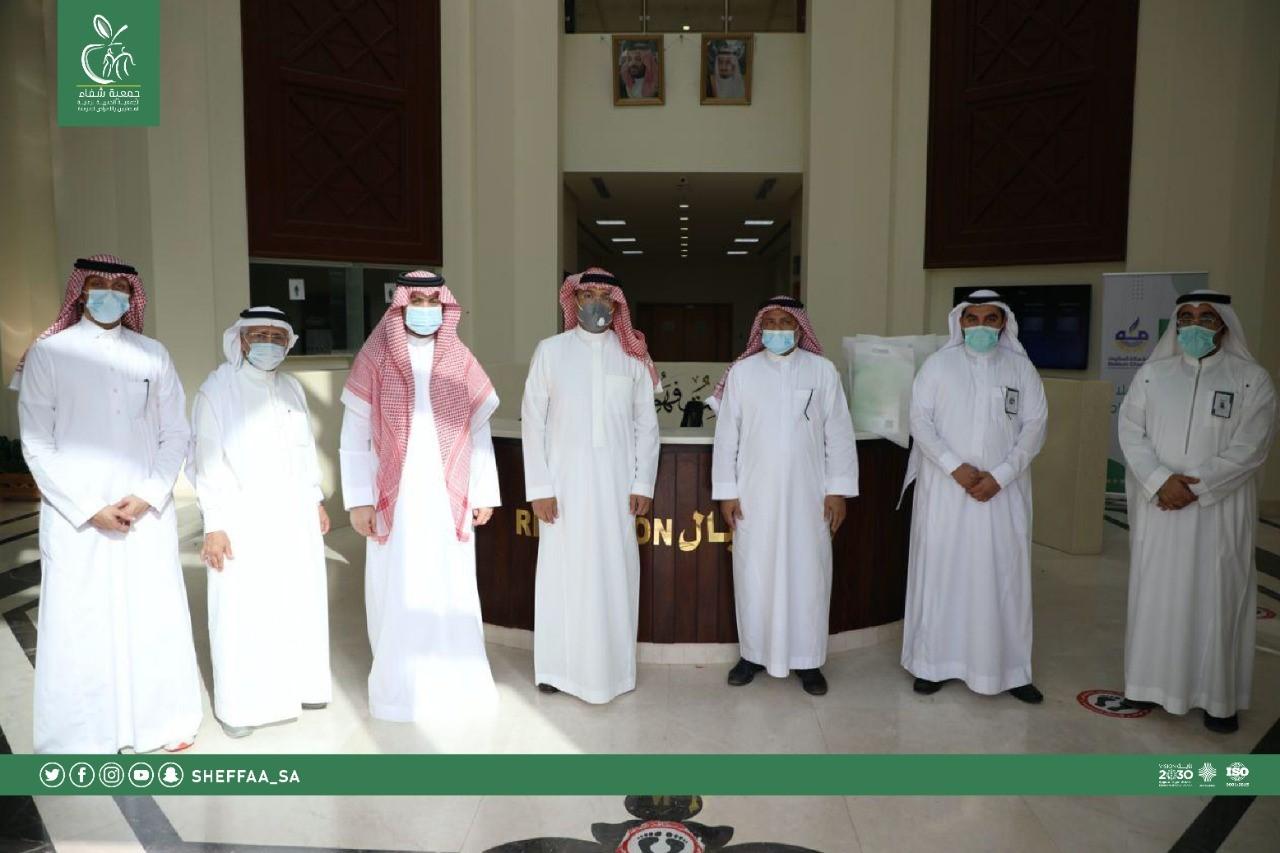 زيارة وفد غرفة مكة التجارية الصناعية